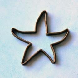 Starfish cookie cutter