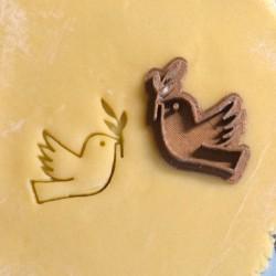 Humming Bird Cookie Stamp