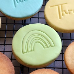 Rainbow Cookie Stamp