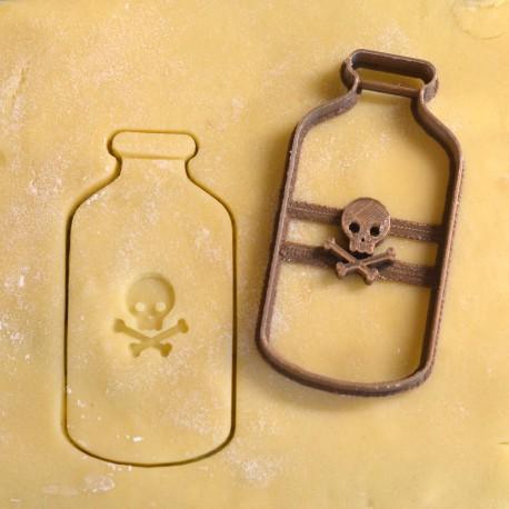 Emporte-pièce Poison - Halloween