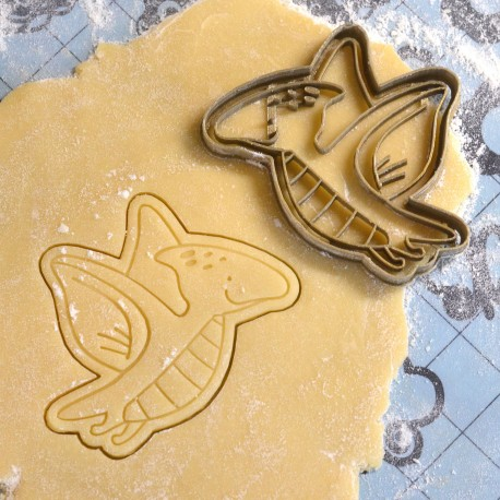 Dinosaur cookie cutter - V2