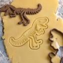 Emporte-pièce Dinosaure Squelette