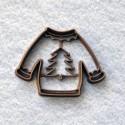 Emporte-pièce Pull de Noël