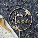 Bonne année Cake Topper - New Year Eve Cake Topper