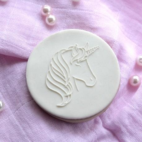 Unicorn Fondant Embosser