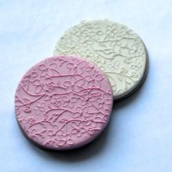 Embosseur Motif Sakura - Tampon Pâte à sucre Cerisier