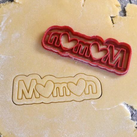 Maman cookie cutter