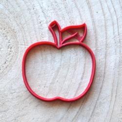 Apple fruit cookie cutter