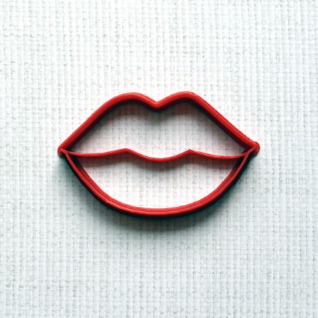 Emporte-pièce Lèvres - Bouche