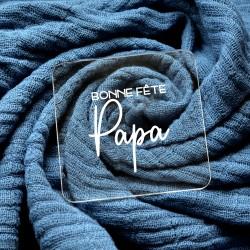 Fondant Embosser Bonne fête Papa - Father's day