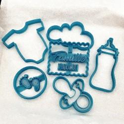 Bib cookie cutter V2