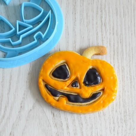 Halloween Pumpkin cookie cutter