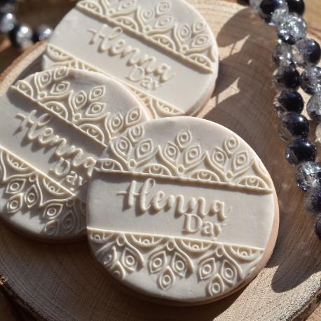 Fondant Embosser Henna Day