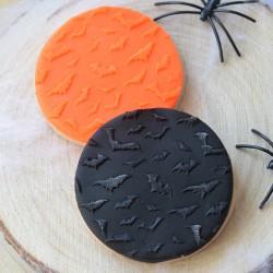 Embosseur Chauve-souris - Tampon Pâte à sucre Halloween