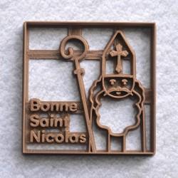 Emporte-pièce Saint Nicolas
