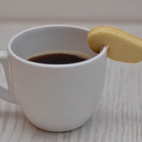 Wing cookie cutter - To hang on a mug