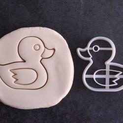Emporte-pièce Canard en plastique