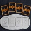 Emporte-pièce Carte à jouer