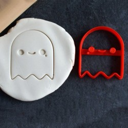 Kawaii Ghost cookie cutter