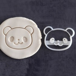 Emporte-pièce Panda
