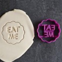 Eat me cookie cutter - Alice in Wonderland