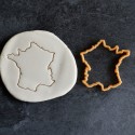 France cookie cutter - Souvenir from France