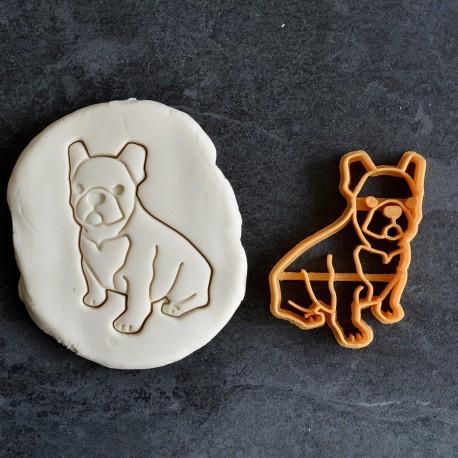 Emporte-pièce Bouledogue - Bulldog