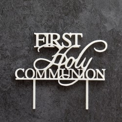 Décoration de gâteau First Holy Communion - Cake Topper
