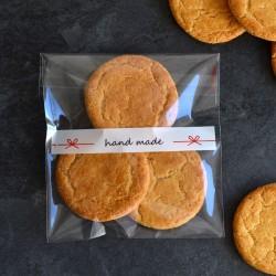 Sachets pour biscuits et confiserie - Mason Jar