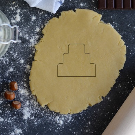 Layer Cake cookie cutter
