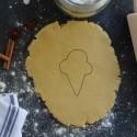 Ice-Cream Cone cookie cutter