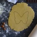 Emporte-pièce en forme de papillon