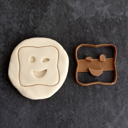 Mini-BN cookie cutter